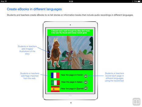 Get your copy of the Book Creator Teacher Guide - Book Creator app | Blog | Skolbiblioteket och lärande | Scoop.it