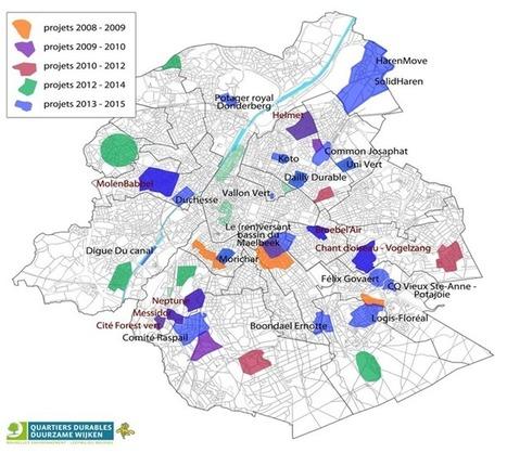 Quartiers durables citoyens   Quartiers durables citoyens - Participative duurzame wijken   Économie & Société   Scoop.it