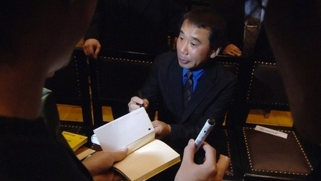 Murakami to publish first short story collection in 9 years | fash is on | Scoop.it