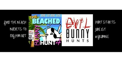 The Beached Bunny Hunt 4~Presented by Evil Bunny Hunts & Grumble: TBBH4 Gifts | Finding SL Freebies | Scoop.it