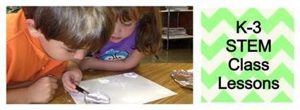 Reagan, Miranda / K-3 STEM Class Lessons | HCS Learning Commons Newsletter | Scoop.it