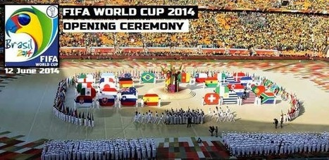 FIFA™ World Cup 2014 Opening Ceremony Live Streaming | The One: Mayweather vs Alvarez Live | Scoop.it