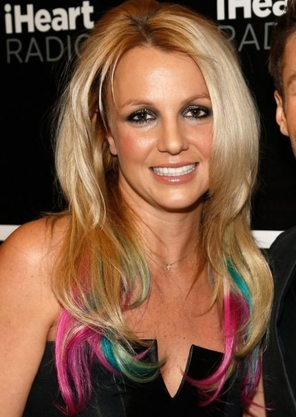 Dip Dye Hair Trend 2012 For Punk Girls | Celebrity Hairstyle | Scoop.it