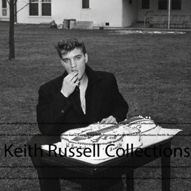 Elvis Presley - Graceland's Backyard MARCH 7, 1960 | Keith Russell Collections | Scoop.it