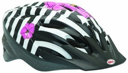 Bell Youth Aero Helmet (Geo Floral, 55-57-cm) | Sports Outdoors: Best Buy Compare Prices | Scoop.it