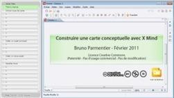 Un tutoriel complet pour XMind > Produits | Formation et culture numérique - Thot Cursus | Faire du mind mapping | Scoop.it