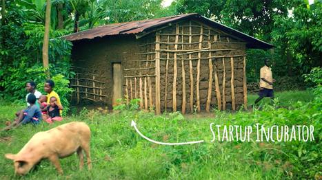 Un village africain parodie le discours formaté des startups | Startup technologique - Technology startup | Scoop.it