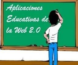 Web 2.0. Aplicaciones didácticas: mis opciones favoritas | Las TIC y la Educación | Scoop.it