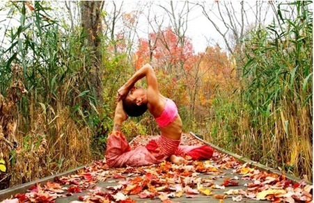 5 Yoga Asanas to Practice in Fall, 5 Yoga Asanas for winters     Yoga Teacher Training in India   Scoop.it