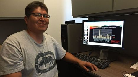NAU student helps uncover years of water contamination from uranium in Sanders | Indigenous Sovereignty | Scoop.it