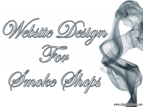 Website Design For Smoke Shops | Jewelry Website Designers | Scoop.it