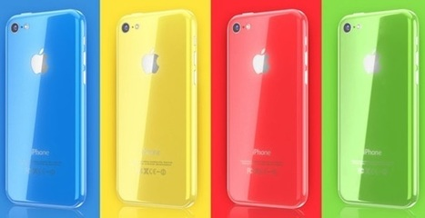 Apple Launches New iPhone 5S and 5C To Brighten Everyone's Day - | India Economics | Scoop.it