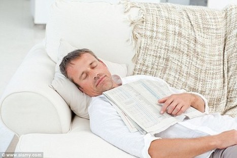 Naps can lower blood pressure and ward off heart attacks, doctors say | Kickin' Kickers | Scoop.it