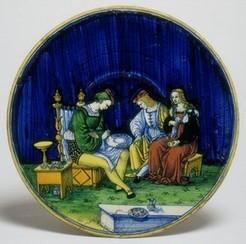 Masterpieces of Italian Renaissance Maiolica - Victoria and Albert Museum | Italia Mia | Scoop.it