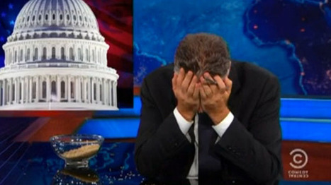 Jon Stewart: Congress either a$$holes or five-year-olds   Daily Crew   Scoop.it
