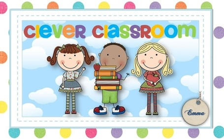 Clever Classroom Blog | Kindergarten | Scoop.it