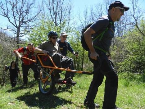 Pandetrave hace accesible la montaña | LA JOËLETTE EN ESPAÑA - Revista de prensa | Scoop.it