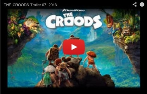 Watch The Croods Online | favourite movies | Scoop.it