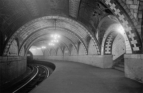 Pourquoi il était plus facile de construire des métros en 1900 - Slate | Histoire Géographie Enseignement | Scoop.it