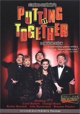 PUTTING IT TOGETHER Starring Carol Burnett Set For SpectiCast Cinema Release, 11/6 | Broadway & other NYC theater | Scoop.it