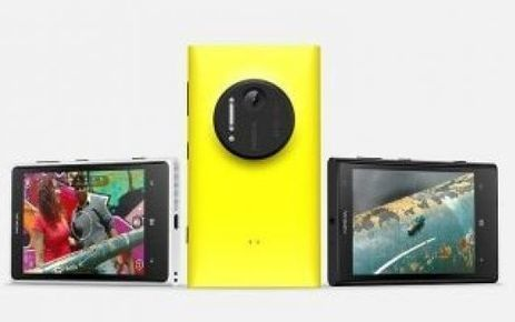 Nokia présente un smartphone 4G doté d'un capteur photo record de 41Mpx | Compil Nokia Lumia 1020 | Scoop.it