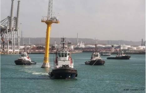 A Fécamp, feu vert pour le premier champ éolien offshore de France | Normand'ici | Eolien-Energies-marines | Scoop.it