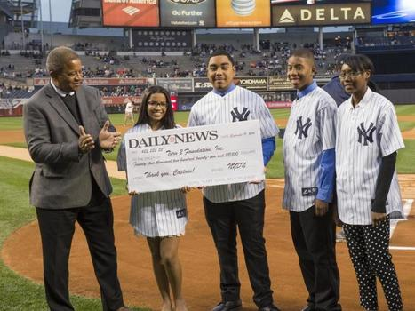 Daily News pays tribute to Yankees Derek Jeter with $22K donation to captain's ... - New York Daily News | Project Management and Quality Assurance | Scoop.it