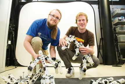 Researchers print out self-learning robots | Amazing Science | Scoop.it
