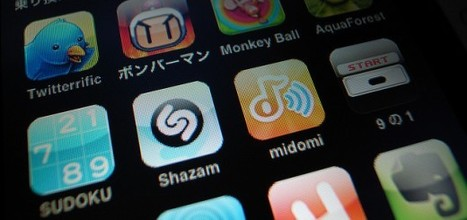 Shazam 5.0 claims to be the fastest content identification gun in the West | Music business | Scoop.it