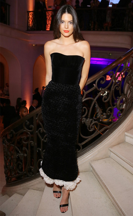 Kendall Jenner: From Keeping Up with the Kardashians to Victoria's Secret   Fashionista   Scoop.it