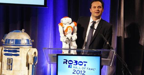 La cérémonie 2012 du Robot Hall of Fame   Actualités robots et humanoïdes   Scoop.it