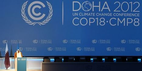 Climat : le Qatar propose un compromis au sommet de Doha   CAP21   Scoop.it