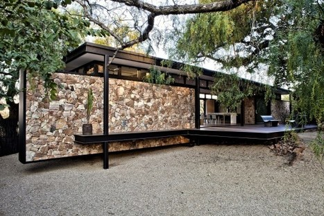 [South Africa] Westcliff Pavilion / GASS | The Architecture of the City | Scoop.it