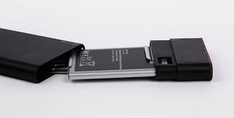 Better Re quiere aprovechar la batería de tu viejo teléfono | MLKtoSCL | Scoop.it