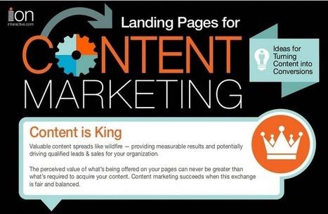 5 Tipps für den Aufbau von Landing Pages | Social Media Superstar | Scoop.it