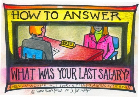 "How to Answer the Question ""What Was Your Last Salary?"" 