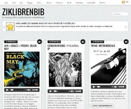 Antoine Viry et Vincent Bouteloup présentent Ziklibrenbib : entretien avec des Hybrides #9 | ACIM | Animations musicales en bibliothèque | Scoop.it