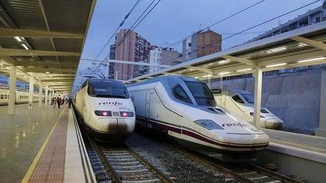 La ocupación del AVE entre Madrid y Alicante es de casi el cien por ... - ABC.es | José María Ayús | Scoop.it