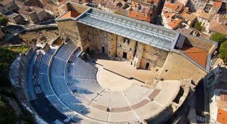 #213 ❘ Théâtre ❘ Antiquité romaine ❘ Vie quotidienne | # HISTOIRE DES ARTS - UN JOUR, UNE OEUVRE - 2013 | Scoop.it