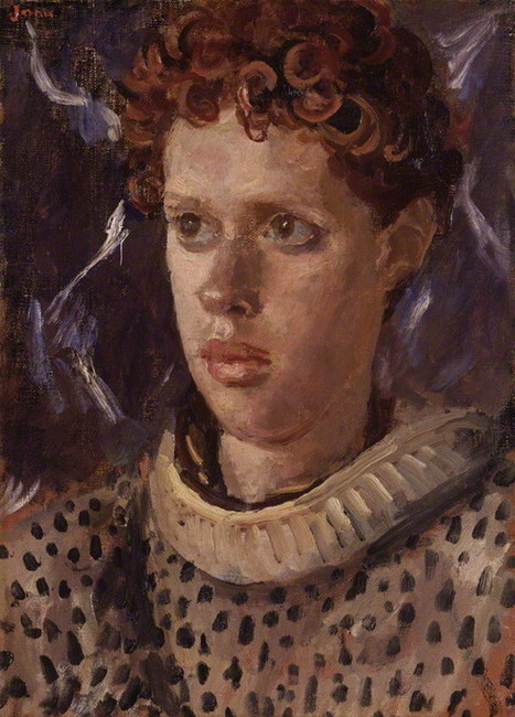 National Portrait Gallery - Large Image - NPG L213; Dylan Thomas | Browns Hotel, Laugharne | Scoop.it