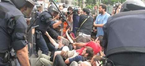 Una juez reabre el caso de las cargas a los indignados y cita a un mando de Mossos a declarar - 20minutos.es | Movimiento 15M España | Scoop.it