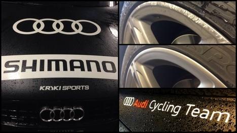 Sameday Wheel Repair | Audi Cycling Team Wheel Repair | Mobile Alloy Wheel Repair - Sameday Premium Services | Blog Posts | Scoop.it