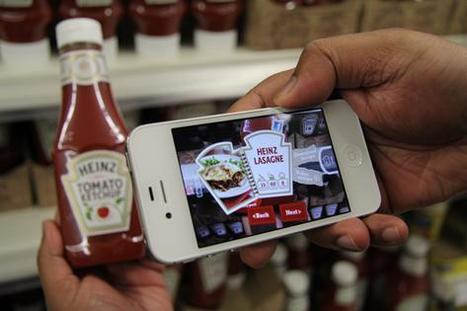 Heinz trials first augmented-reality mobile campaign | News | New Media Age | Augmented Reality & VR Tools and News | Scoop.it