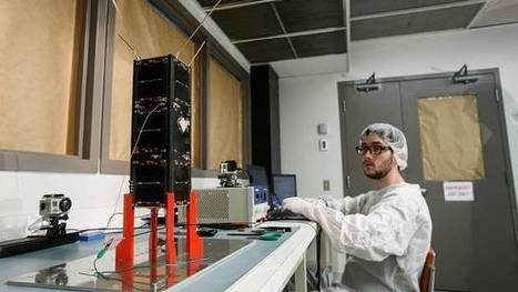 Tiny satellites signal new era in Canadian spaceflight | More Commercial Space News | Scoop.it