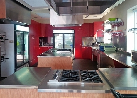 The sharing economy comes into the commercial kitchen | Cities by Citizens | Scoop.it