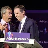 En Grande-Bretagne, les eurosceptiques refusent l'alliance avec le FN | Pierre's concerns | Scoop.it