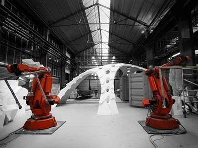 Architecture by Robots, For Humanity | The Architecture of the City | Scoop.it