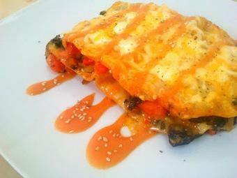 À Catanada na Cozinha: Lasanha de Cogumelos | Foodies | Scoop.it