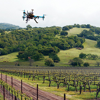 Cheap Drones Give Farmers a New Way to Improve Crop Yields | MIT Technology Review | Heron | Scoop.it