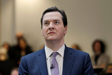 Friend of the bankers George Osborne stoops low with tax cut for millionaires | george osborne | Scoop.it